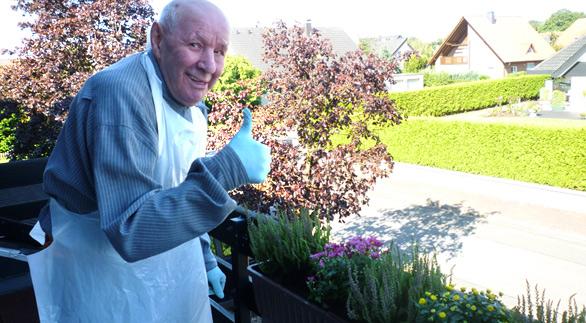 Aktivitäten im Seniorenheim gehören zur Betreuung