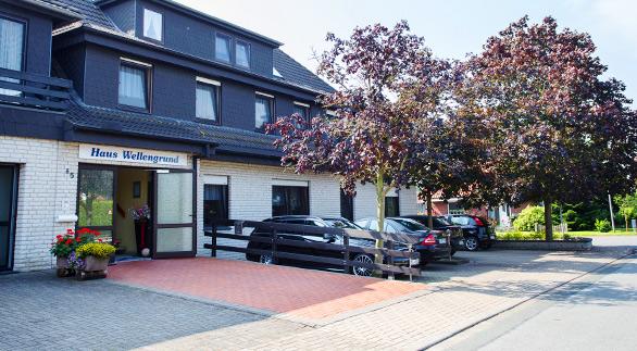 Kontakt zum Seniorenheim Haus Wellengrund in Levern