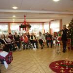 Weihnachtsfest im Seniorenheim